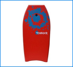 Younger 41 inch Super Bodyboard with IXPE deck, Perfect surfing
