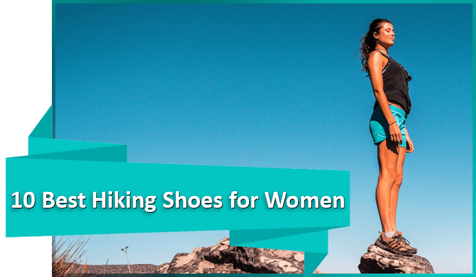 10 best hiking shoes for women