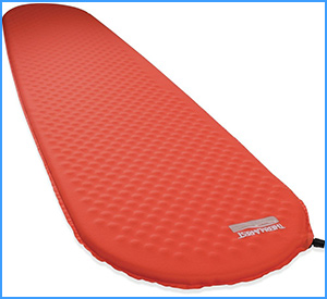 best Therm a rest prolite sleeping pad