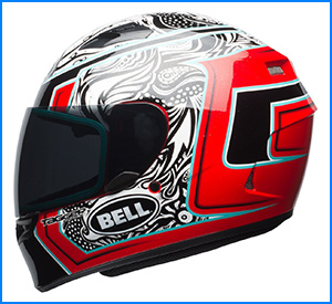 Bell Qualifier Tagger Splice Full Face Motorcycle Helmet