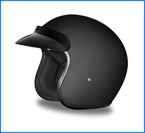 Daytona Helmets Cruiser Slim Line Shell Helmet