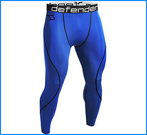 Defender Mens Compression Baselayer Pants