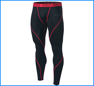 Tesla Mens Compression Pants