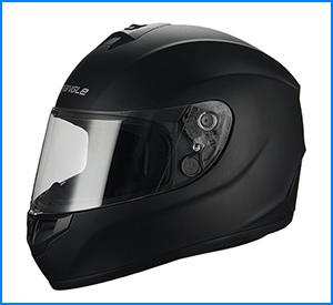 Triangle Full Face Street Bike Helmet