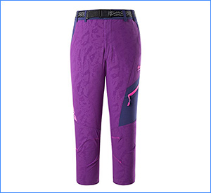 best makino quick dry hiking pants for women