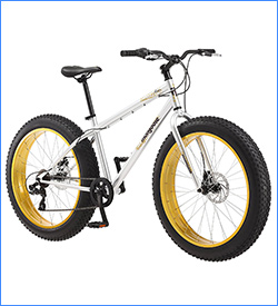 Mongoose mens malus mountain bikes