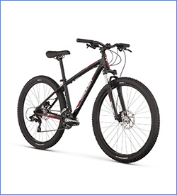 Raleigh bikes EVA 3 best mountain bikes
