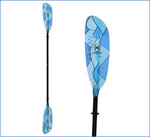 best werner camano kayak paddle