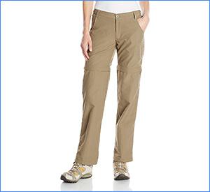 best white sierra insem hiking pants for women