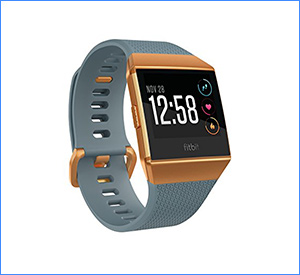 best fitbit ionic waterproof fitness tracker