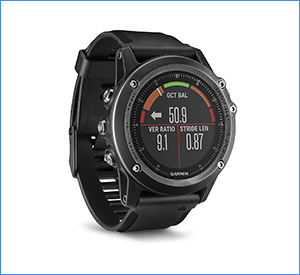 best garmin fenix 3 hr waterproof fitness tracker