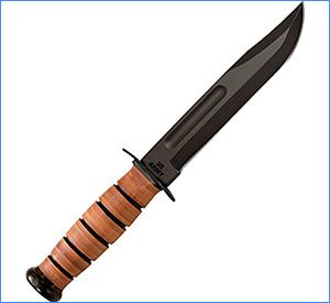 best ka bar full survival knife