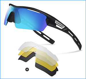 best torege polarized sports sunglasses for fishing