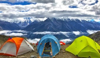 three best camping tents