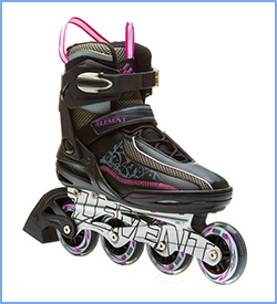 best 5th element lynx LX womens rollerblades