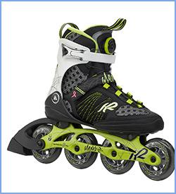 best k2 skate womens alexis boa rollerblades