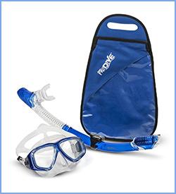 best provide premium dry top snorkel gear