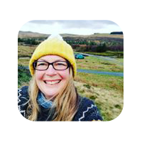 Fi Darby of TwoBlondesWalking On the Enchanted Land of Dartmoor