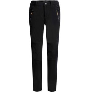 Camii Mia Women's Windproof Waterproof Sportswear Outdoor Hiking Fleece Pants