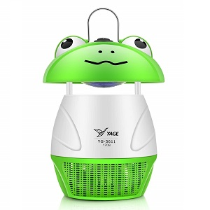 aowoto electronic mosquito killer lamp in green