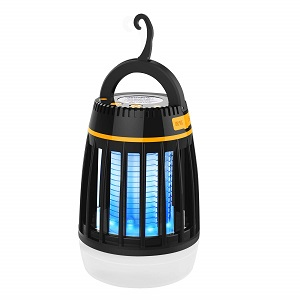 battop bug zapper outdoor lantern