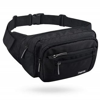 best FREETOO Waist Pack Bag Fanny Pack for Men&Women