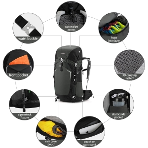 Gonex Hiking Backpack Outdoor