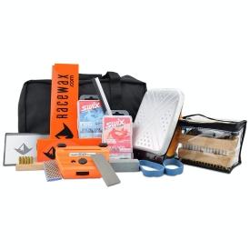 RaceWax Complete Ski Snowboard Wax Tuning Kit