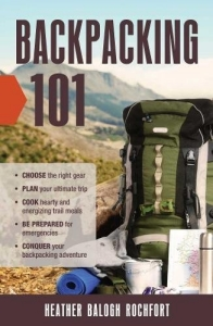 backpacking 101 book cover