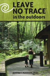 leave no place in the outdoors book cover