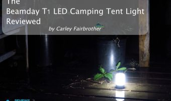 Beamday T1 LED Camping Tent Light featured