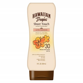 Hawaiian Tropic Sheer Touch Ultra Radiance Lotion