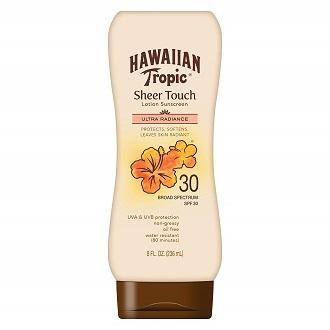 Hawaiian Tropic Sheer Touch Ultra Radiance Lotion