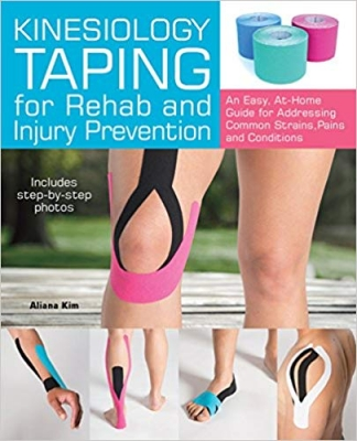 Kinesiology Taping for Rehab book cover