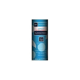 Trader Joe's Nourish Spray Sunscreen