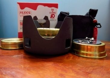 alocs alcohol stove components