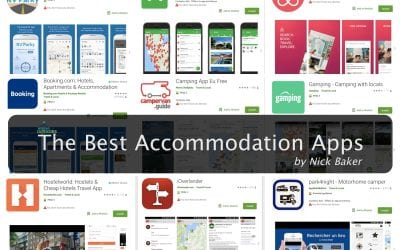 The 9 Best Accommodation Apps – Nick's Take on Things