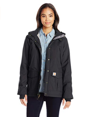 carhartt women shoreline jacket