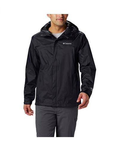 Columbia Men's Watertight II Hooded Rain Jacket