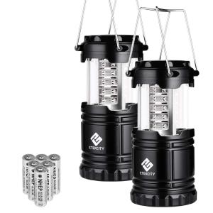 Etekcity LED Camping Lantern Portable Flashlight