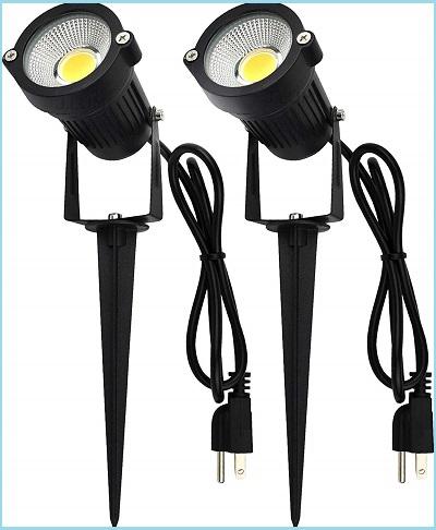 J.LUMI GSS6005 Outdoor LED Spotlights