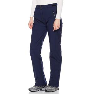 Outdoor Ventures Women's Sleek High Rise Pants with Bottom Zipper