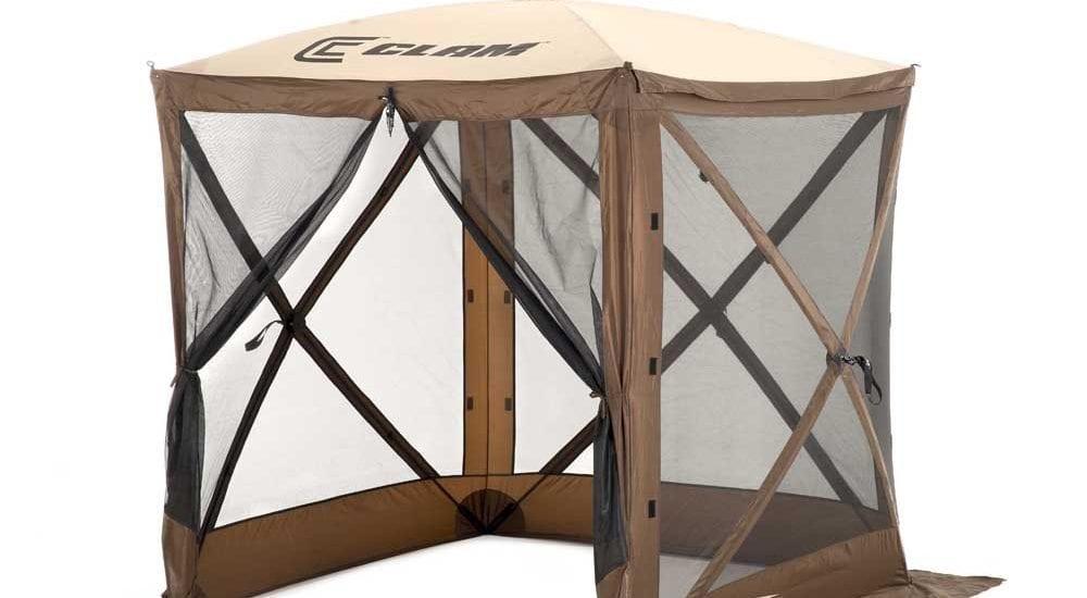 Quick Set 9881 Traveler Shelter Portable Popup Gazebo Durable Tent