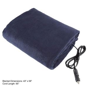 Stalwart 75-hblanket Electric Car Blanket- Heated