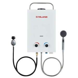 Tankless Water Heater, Gasland BS158 Outdoor