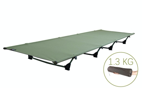 DESERT WALKER Camping cots, Outdoor Bed Ultra Lightweight Bed Portable