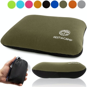 Inflatable Camping Travel Pillow Ultralight