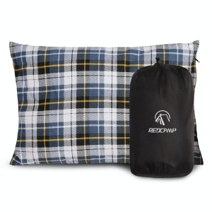 REDCAMP Small Camping Pillow Lightweight and Compressible