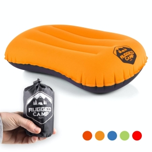 Rugged Camp Best Camping Pillow