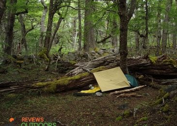 best bivy sack and tarp and tent in the woods